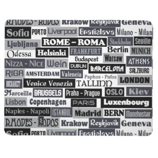 European Traveler custom pocket journal