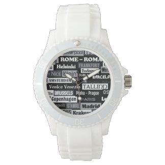 European Traveler custom watches