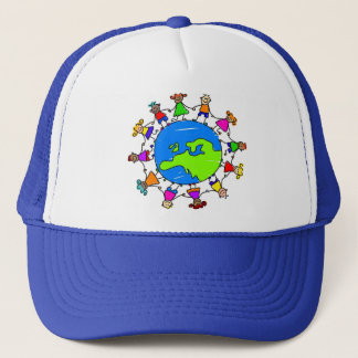 European Trucker Hat