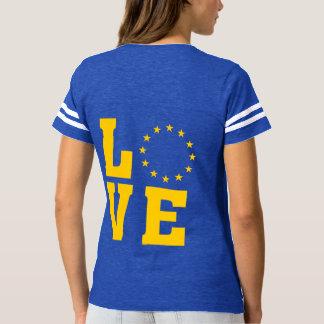 European Union Citizens, LOVE EU T-Shirt