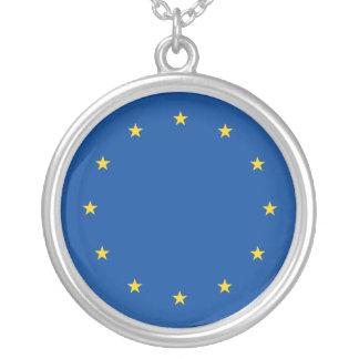 European Union Custom Necklace