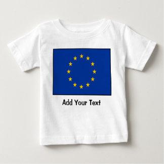 European Union - EU Flag Baby T-Shirt