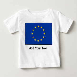 European Union - EU Flag Infant T-Shirt