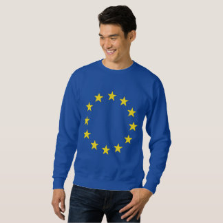 European Union EU flag Sweatshirt