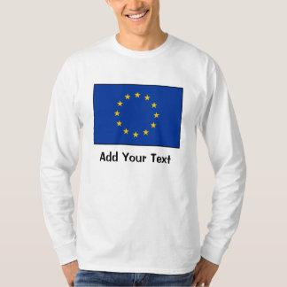 European Union - EU Flag T Shirt