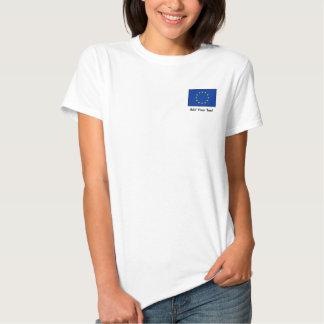 European Union - EU Flag T-shirts