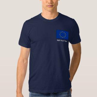 European Union - EU Flag Tshirt