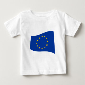 European Union Flag Baby T-Shirt