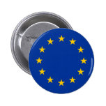 european union  flag buttons