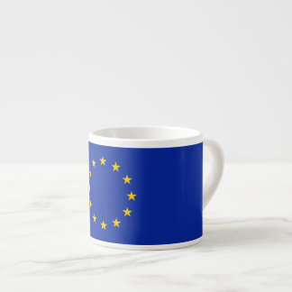 European Union flag Espresso Cup