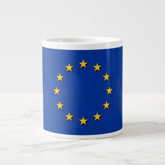 European Union Flag / EU Flag Large Coffee Mug