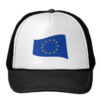 European Union Flag Trucker Hats