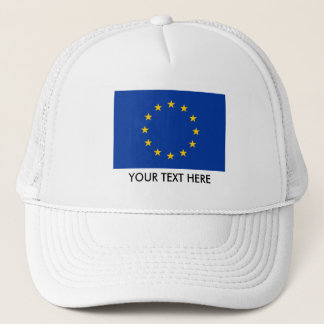 European Union flag hats | EU Europe Europa