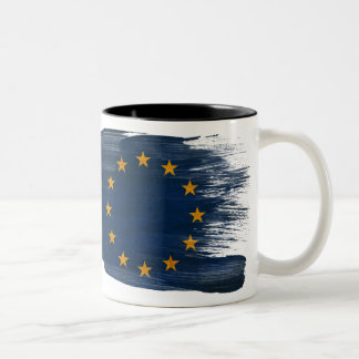 European Union Flag Mug