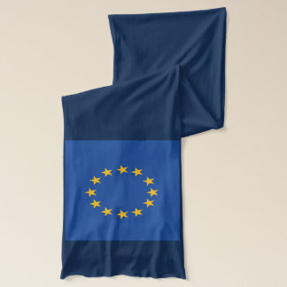 European Union Flag Scarf