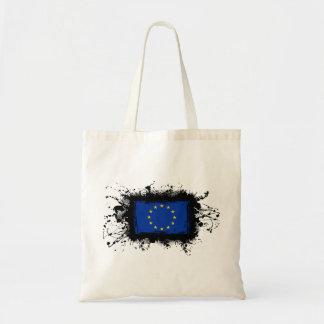 European Union Flag Tote Bags
