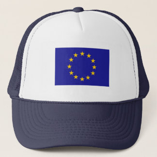 European Union Flag Trucker Hat