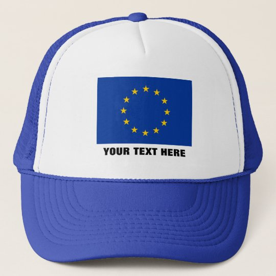 European Union hat | Blue EU Europe Europa