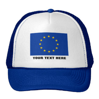 European Union hat | Blue EU Europe Europa flag