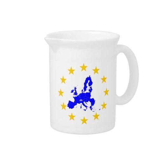 European union pitcher