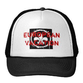 European Vacation Cap