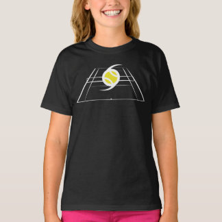 EuroSpin Girls Dark Colours T-Shirt