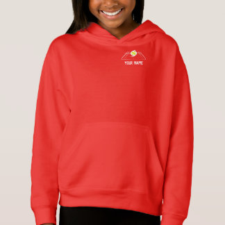 EuroSpin Girls Hoodie Dark Colours