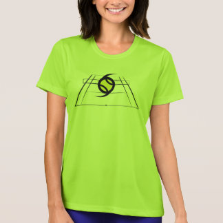 EuroSpin Women's Active T-Shirt Colors