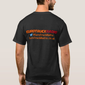 EuroTruckRadio - Mens Tshirt