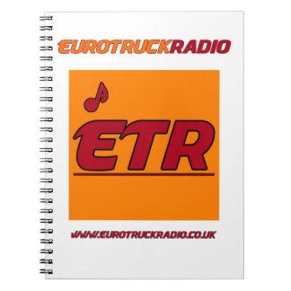 EuroTruckRadio - Notebook