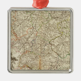 Eurupoe Postal Roads Christmas Ornament