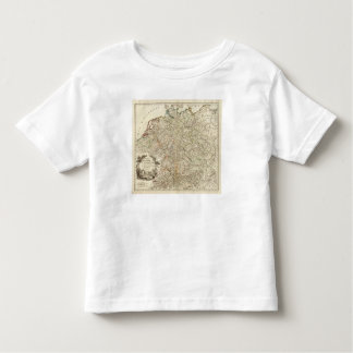Eurupoe Postal Roads Toddler T-Shirt