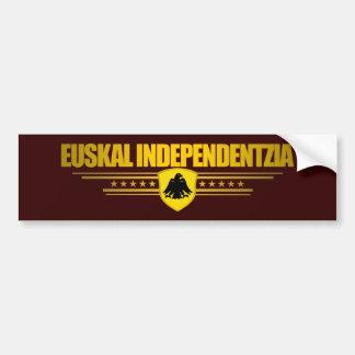 Euskal Independentzia Bumper Sticker
