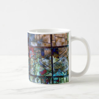 Euskalduna Abstract II Basic White Mug