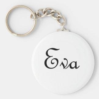 Eva Key Ring