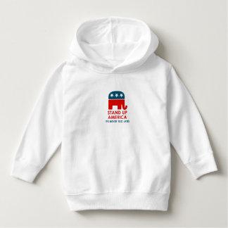 Evan McMullin - Stand up America! Hoodie