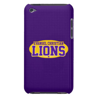 Evangel Christian Academy; Lions iPod Case-Mate Cases
