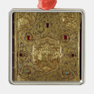 Evangelical reliquary, Moscow School Christmas Ornament