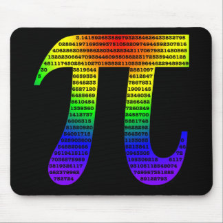 Evan's Pi #2 Mouse Pad
