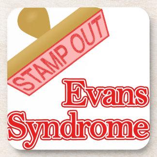 Evans Syndrome Beverage Coaster