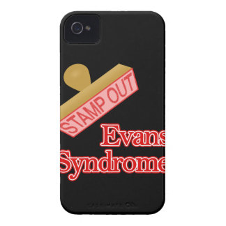 Evans Syndrome iPhone 4 Cover