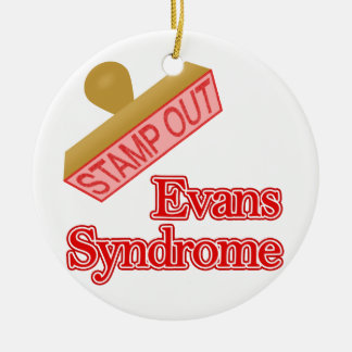 Evans Syndrome Ornaments