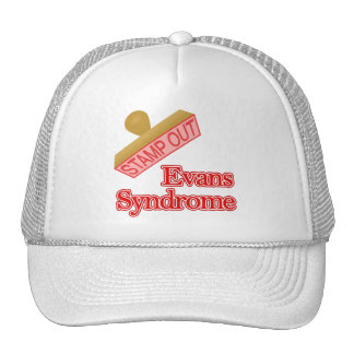 Evans Syndrome Mesh Hats
