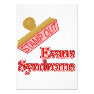Evans Syndrome Announcements
