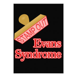 Evans Syndrome Invite