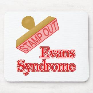 Evans Syndrome Mouse Pad