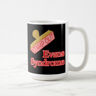 Evans Syndrome Mugs