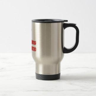 Evans Syndrome Stainless Steel Travel Mug