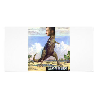 EVANSOURUSREX PICTURE CARD