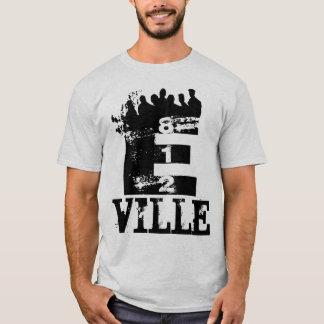 Evansville (E-Ville) Indiana Tee